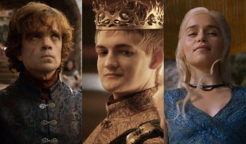 что будет в 4 сезоне игры престолов
