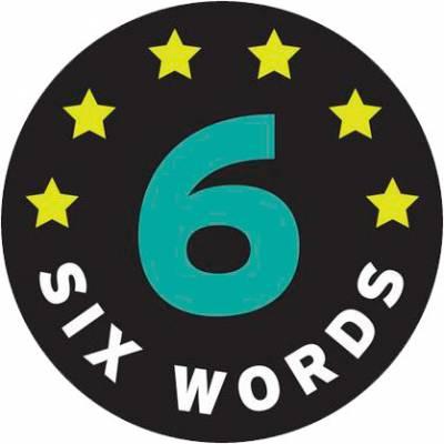 Write a novel in six words