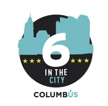 Six in the City- 6logo-NS