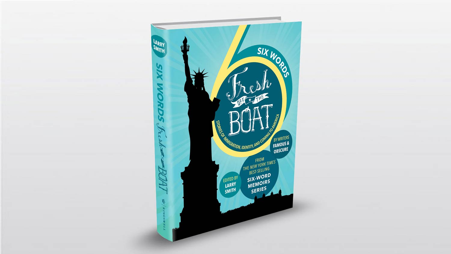 Six words fresh off the boat six word memoirs this timely and unique crowd sourced book of immigration stories each told in six words captures hundreds of memoirs on the experience from across publicscrutiny Choice Image